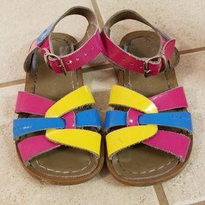 Other - Salt water sandals - girls